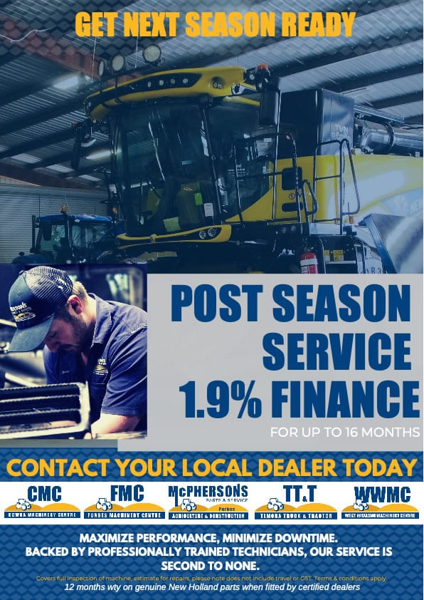 Postseason Service 1.9% Finance