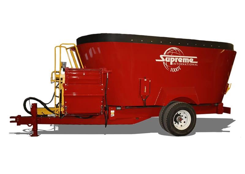 Supreme 1000T-Pull-Type
