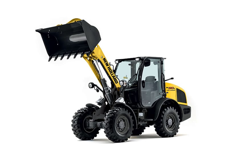 New HOlland Compact-Wheel-Loaders