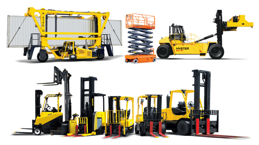 Hyster Product-Range