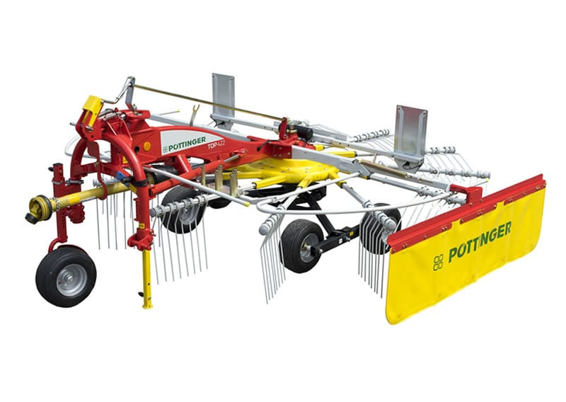 Pottinger TOP-with-a-single-rotor