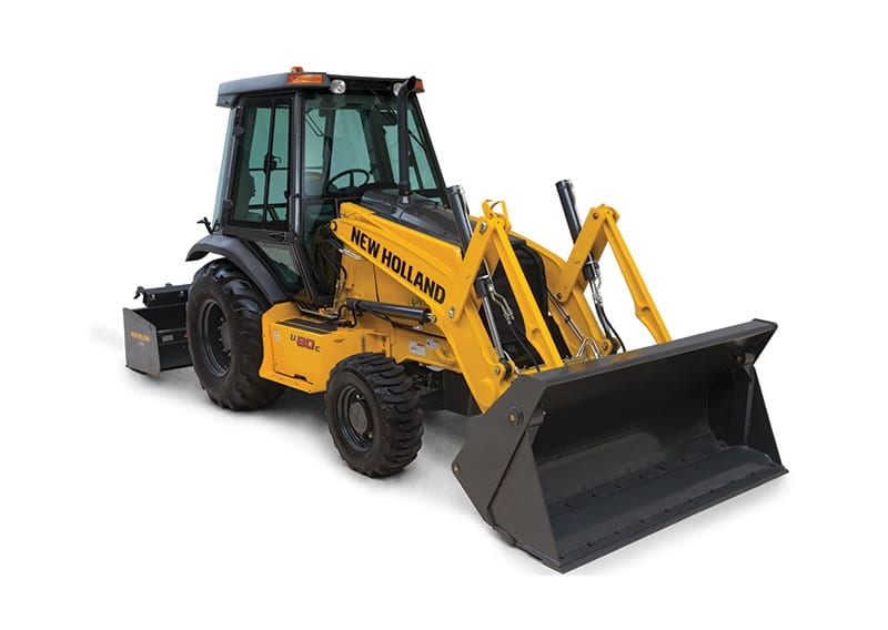 New Holland Tractor-Loaders