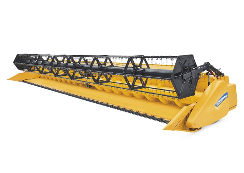 New Holland Combine Front