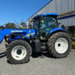 2016 New Holland T6070
